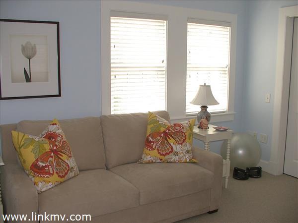 2nd Floor sitting/bedroom