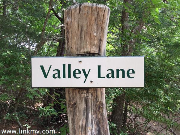 Valley Lane, Chilmark