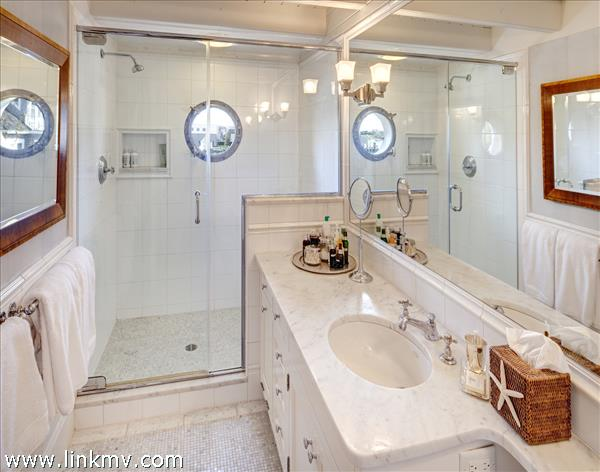 Ferry House Master bathroom