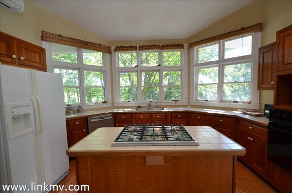large open kitchen plenty of cabinets