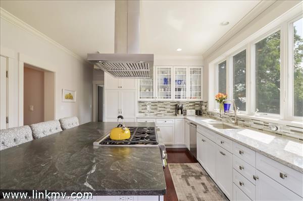 Main house kitchen.