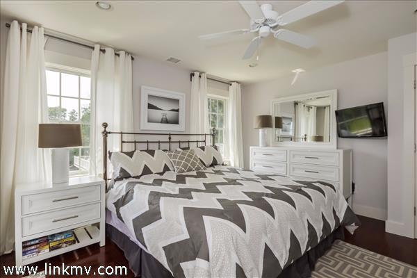 Second floor master bedroom.