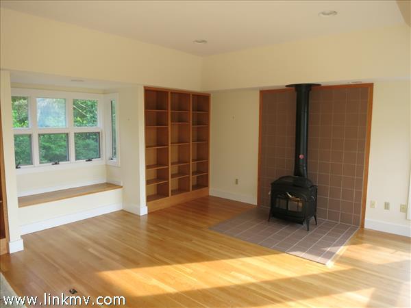 open living room 17 x 27