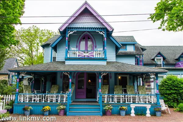 Narragansett House taken from the street
