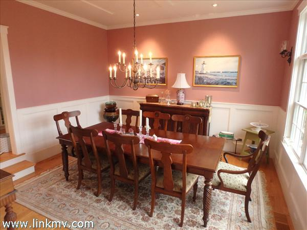 Fornal  dining room
