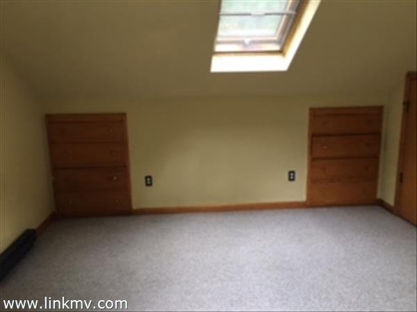 Upstairs bedroom built-ins