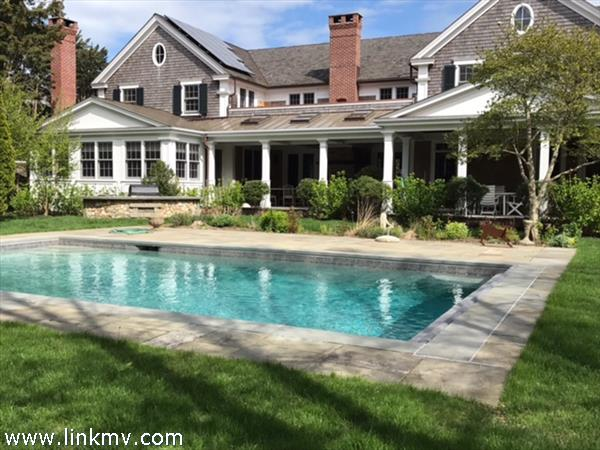 Pool, Landscaped Back Yard and large Dining/Living Porch. Solar panels for hot water and electricity.